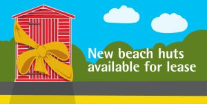 Beach Hut for Lease Graphic
