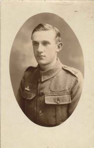 Picture of William Buckett 1916