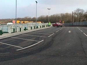 Lynnbottom Household Waste Recycling Centre