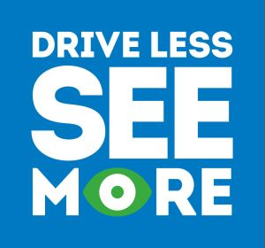 Drive Less See More