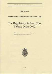 Regulatory Reform Order 2005