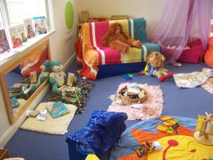 The Bays Children Centre Play Room