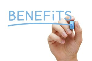 Hand written word - Benefits