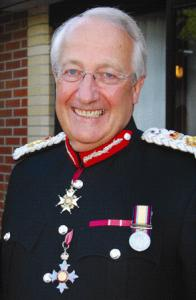 Lord-Lieutenant of the Isle of Wight