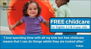 Childcare Campaign Poster