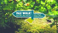 Isle Walk!     Isle of  Wight Walking Festival 2018