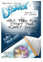 Dogstar. Half term storytime puppet show.