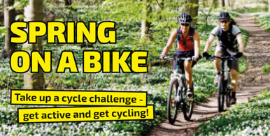 Get Active Cycle Challenges