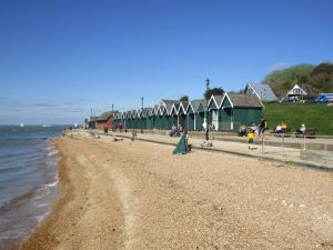 Gurnard Bay shoreline
