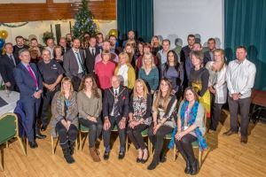 Congratulations to council staff award winners and those with 25+ years service to the Island