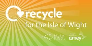 The Isle of Wight Council is aiming to reduce contaminated recycling waste