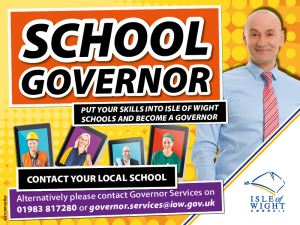 School governor recruitment.