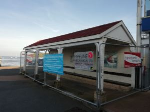 The Cowes watch house shelter has been saved from demolition
