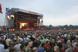 Some council services will be changed due to the Isle of Wight festival