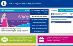 iwight test homepage news first