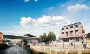 A masterplan for Newport Harbour has been published