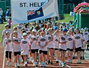 St Helena, represented by schools from the Ryde area, has won all but one of the Primary School Island Games since they began in 2008