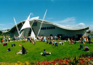 The museum opened in 2001 and continues to attract tens of thousands of visitors every year