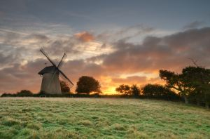 Bembridge Windmill - thanks to Visit Wight for the photograph