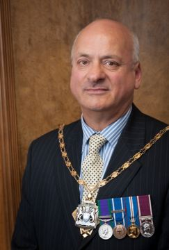 The service will be led by council chairman, councillor Ian Ward