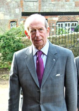 The Duke of Kent is to visit the Island on 17 September (thanks to Michael Dunkason for the photograph)