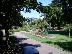 Ventnor Park, named park of the year for the south and south east