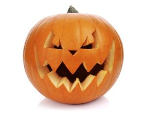 There's lots of foods you can make with bits of pumpkins you would throw out at Hallowe'en