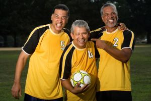 The game is aimed at older players but anyone can take part.