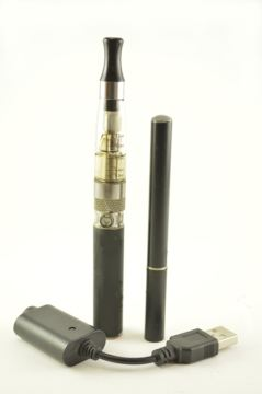 E-cigarettes should always be charged with the correct equipment, following the supplier's guidelines.
