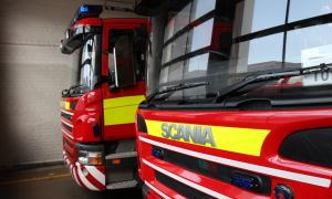 A partnership with Hampshire Fire and Rescue is being considered