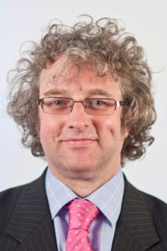 Councillor Jonathan Bacon, new leader of the Isle of Wight Council