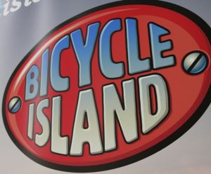 The LSTF funding will also be used to support Visit Isle of Wight's 'Bicycle Island' marketing campaign