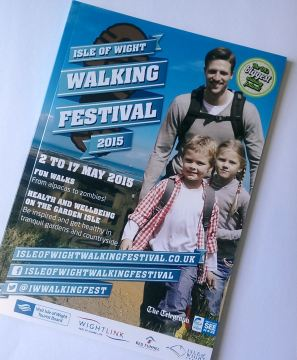 The 2015 Walking Festival official programme is out now