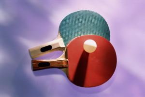 Table tennis is one of the sports available to try for free