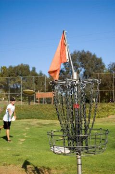 Disc Golf is a new version of the old game