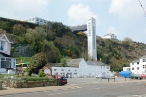 The cliff lift inspection will now take place on Wednesday 29 July