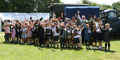 Pupils to experience wartime evacuation