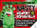 Monstrously good fun at the Newport Roman Villa